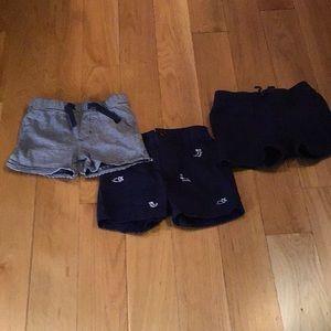 Boys 3-6 month Gymboree shorts
